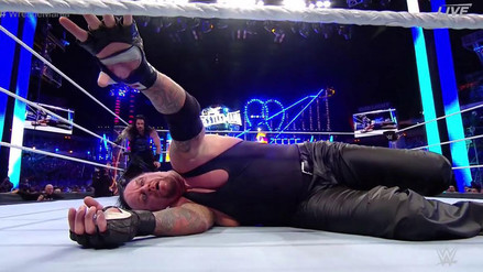 The Undertaker fue humillado en su (¿última?) pelea en WrestleMania