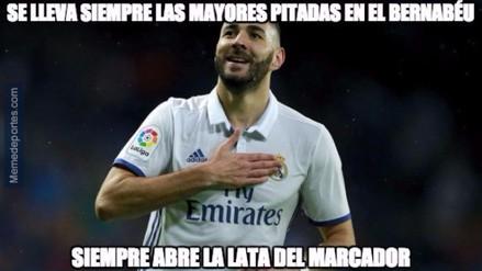 Los memes de la goleada del Real Madrid al Alavés en el Santiago Bernabéu