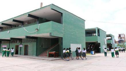 Reconstruirán colegio Elvira García y alumnas estudiarán en casa comunal