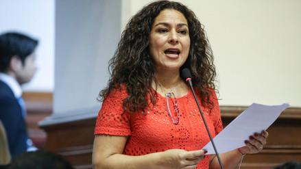 """Cecilia Chacón: """"Mi hermano no es dueño, ni apoderado, ni director de MECSA"""