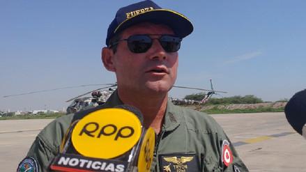 Vuelos aéreos de la FAP atendieron a 38 centros poblados aislados