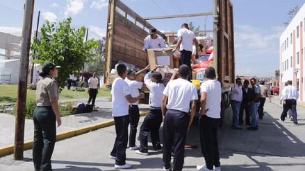 Arequipa juntó más de 100 toneladas de donaciones para afectados por lluvias