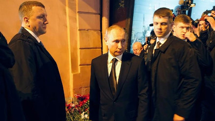 Estados Unidos se ofrece a investigar el ataque terrorista en Rusia