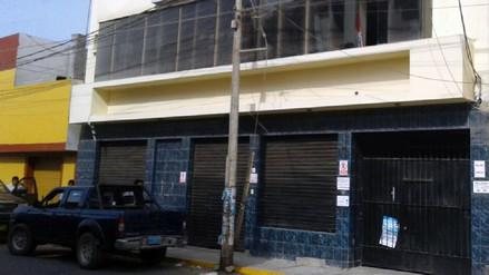 Asaltan oficina de Imagen del Gobierno Regional de Lima