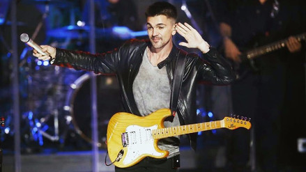 Juanes presenta su nuevo disco 'Mis planes son amarte'