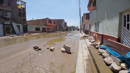 Miles de leonardinos no pueden utilizar servicios higiénicos tras lluvias