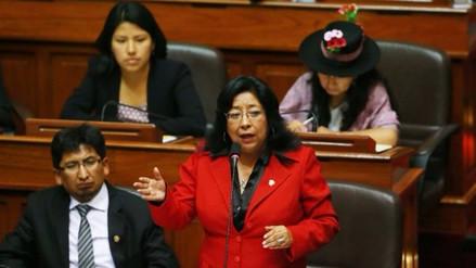 El Frente Amplio presentará una moción propia sobre el caso de Venezuela
