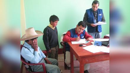 RENIEC apoyará a tramitar DNI a damnificados por desastres naturales