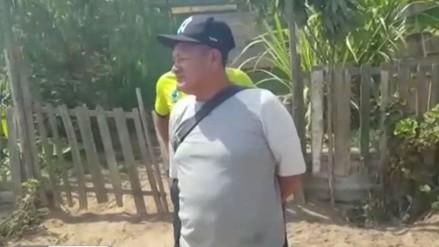 Recapturan a 'robacasas' que había sido detenido hace una semana