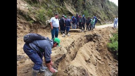 Huaico deja aislados a más de 8 mil personas en Pallasca
