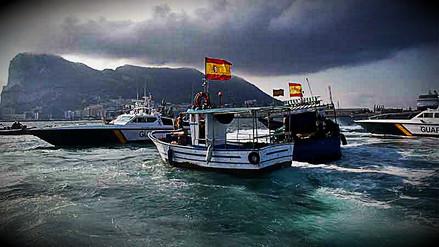 Reino Unido rechazó incursión de buque militar de España en mar de Gibraltar