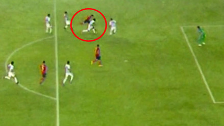Alianza Lima fue sorprendido por este penal que creó Ezequiel Barco