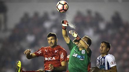 Leao Butrón fue el salvador de Alianza Lima en el 0-0 con Independiente