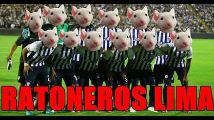 Alianza Lima es víctima de memes por su juego defensivo en Argentina