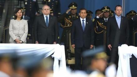 La Comisión de Defensa investigará a Ollanta Humala y otros dos exministros