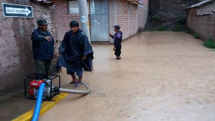 Quispicanchi:doce viviendas fueron afectadas por inundaciones en ... - RPP Noticias