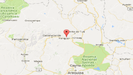 Dos sismos de regular intensidad se registraron en Arequipa
