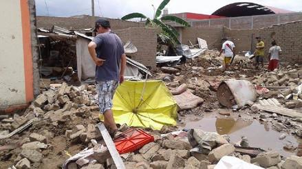 La Libertad: lluvias y huaicos dejaron más de 30 mil damnificados
