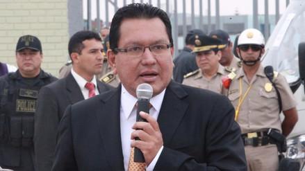 Fiscalía pidió prisión preventiva para Félix Moreno por el caso Odebrecht