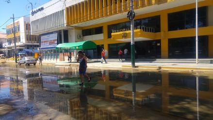 Piura: instituciones públicas y privadas permanecen cerradas