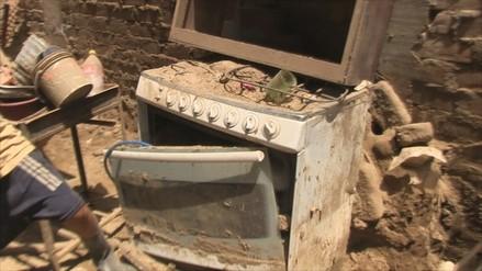 Trujillo: el drama de las familias afectadas por los huaicos en Mampuesto