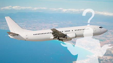 La respuesta a 9 preguntas que te haces cuando viajas en avión