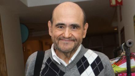 Edgar Vivar no tiene Alzheimer y lo explicó con humor