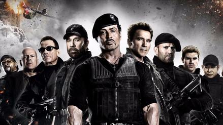 Stallone y Schwarzenegger renuncian a 'The Expendables'