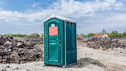 Baños y silos: condiciones básicas de salud pública en zonas de emergencia