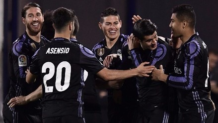 Real Madrid venció al Leganés y se mantiene como líder de La Liga