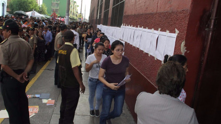 Investigan a presuntos suplantadores en examen de admisión a Universidad Villarreal