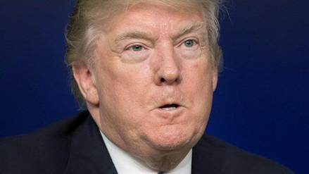 En EE.UU. lanzan campaña para declarar persona non grata a Trump