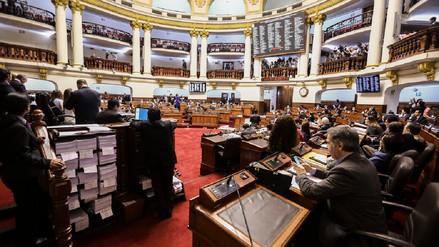 Congresistas plantean crear comisión para investigar actos de corrupción en el Callao