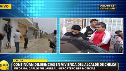 Alcalde de Chilca es acusado de integrar red criminal 'Los Rucos'