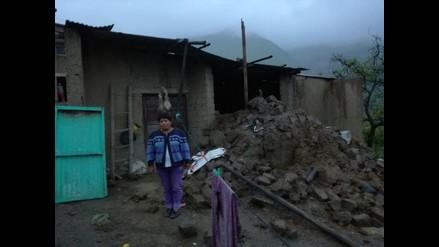 Realizan jornada de limpieza en Rinconada tras lluvias y huaicos