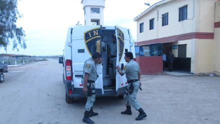 Dieciocho internas del penal de Chiclayo fueron cambiadas a Trujillo
