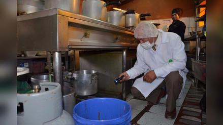 Huancayo: Diresa encuentra restaurantes turísticos insalubres