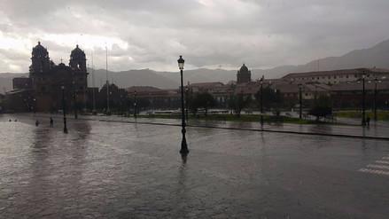 Identifican zonas de riesgo por huaicos, deslizamientos y sismos en Cusco