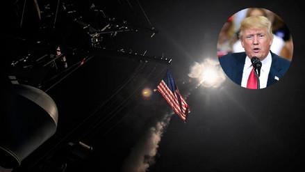 Celebridades responden al ataque aéreo de Estados Unidos contra Siria