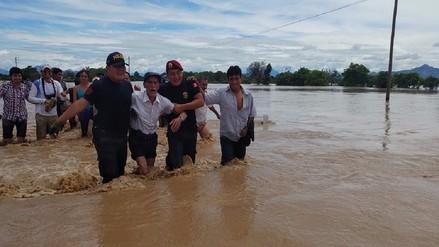 Policías volverán a patrullar las calles tras emergencia por lluvias