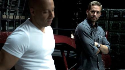 Vin Diesel lloró al recordar a Paul Walker durante una entrevista