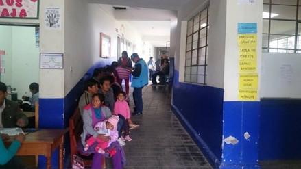 Más de dos mil casos de IRAS en distritos altoandinos de Andahuaylas
