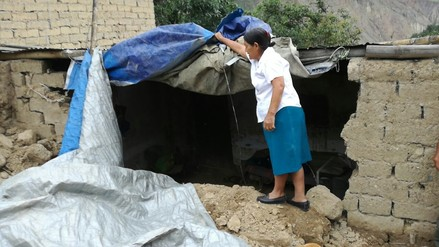 Macate: trece centros poblados continúan aislados por las lluvias