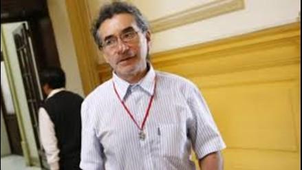 Áncash: suspendido gobernador Waldo Ríos seguirá preso