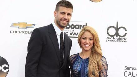 Shakira dedica su nueva canción a Gerard Piqué