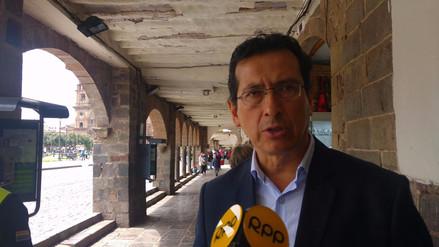Alcalde del Cusco criticó a congresista Bienvenido Ramírez