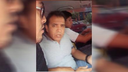 Capturan a comisario de Paracas por estar implicado con organización criminal