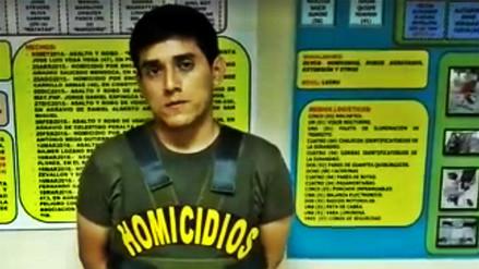 Detenido por el asesinato de José Yactayo confesó que descuartizó su cuerpo