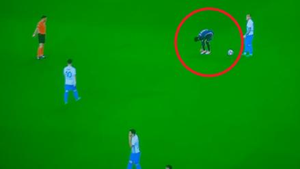 La polémica tarjeta amarilla que recibió Neymar por 'atarse' los pasadores