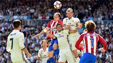 Real Madrid empató con el Atlético y peligra su liderato en La Liga